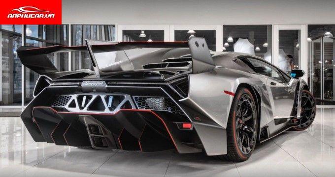 Xe Lamborghini Veneno Duoi