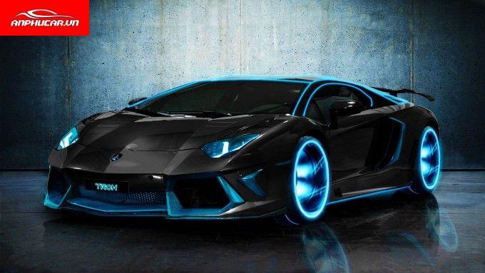 Xe Lamborghini Veneno