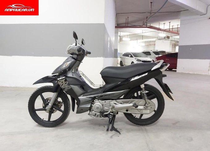 Xe May Suzuki X-Bike 125