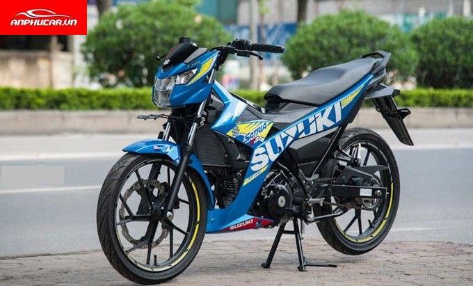Xe Suzuki Mo To