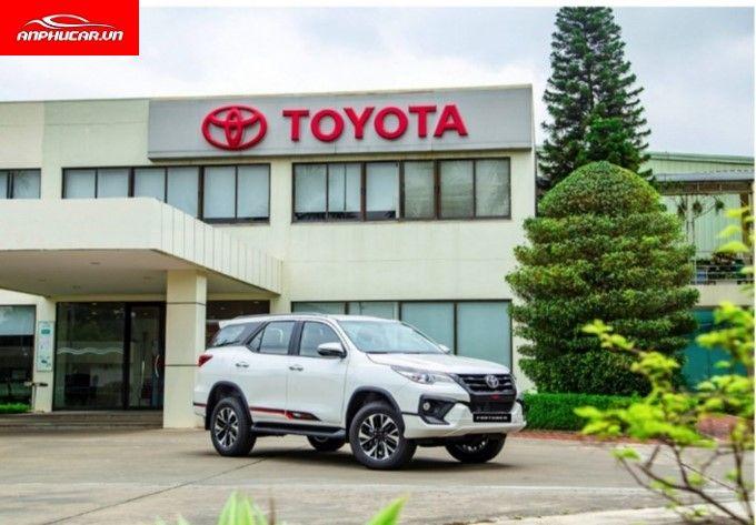 Dai Ly Toyota Khuyen Mai
