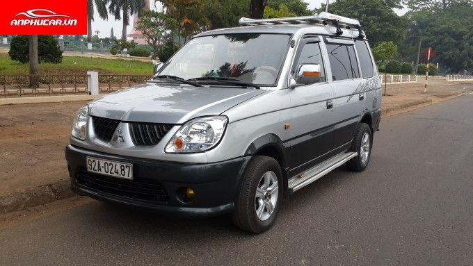 Mitsubishi Jolie Gia Xe
