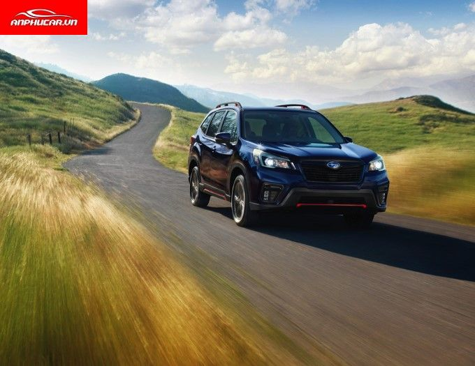 Subaru Forester 2019 An Toan