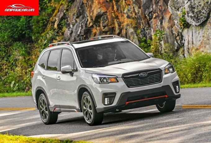 Subaru Forester 2019 Den Led