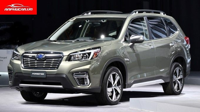 Subaru Forester 2019 Gia Xe
