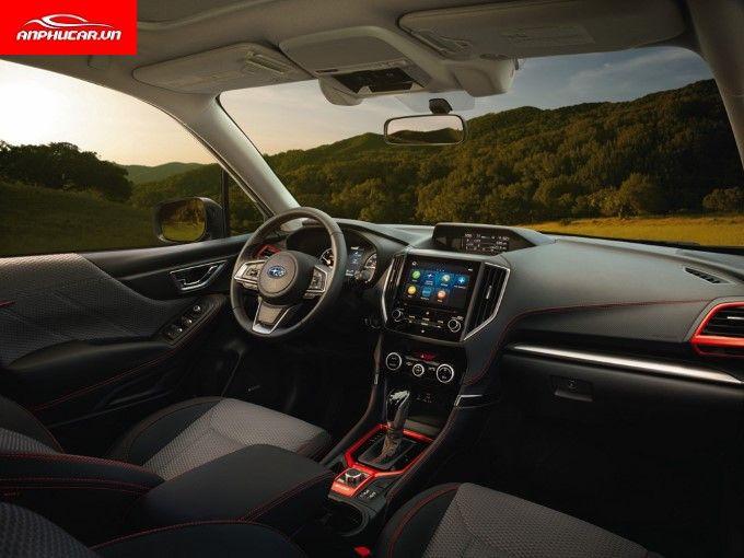 Subaru Forester 2019 Noi That
