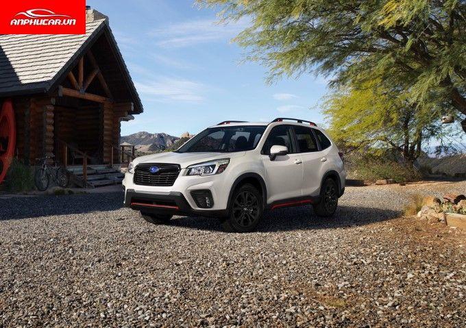 Subaru Forester 2019 Tong Quan