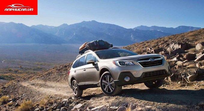 Subaru Outback Dia Hinh