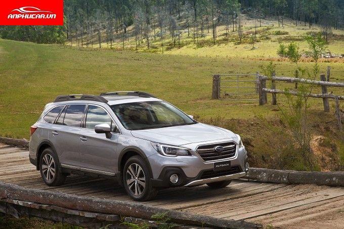 Subaru Outback Mau Bac