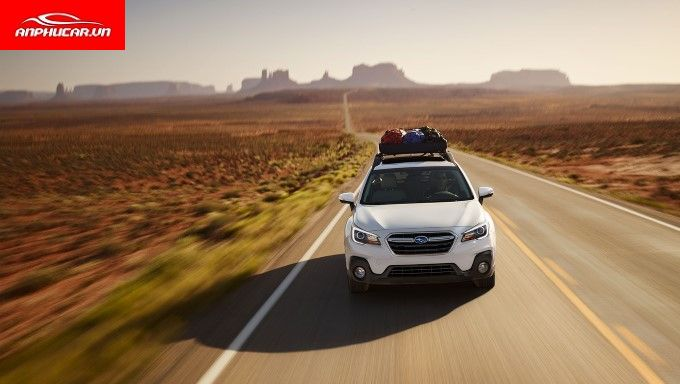 Subaru Outback Nhap Khau