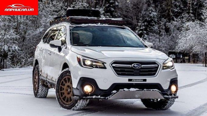Subaru Outback Van Hanh
