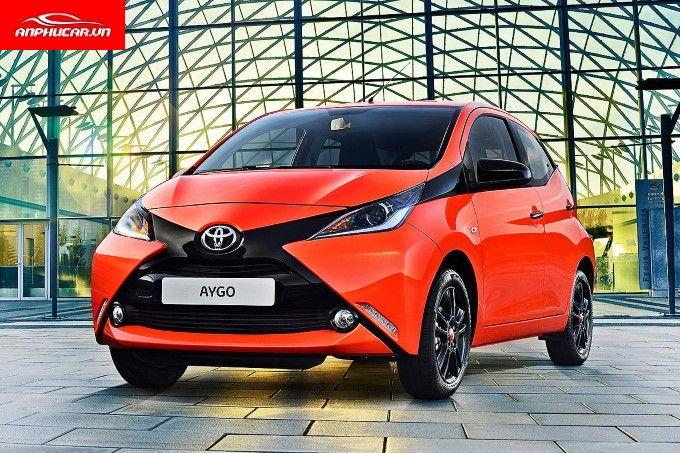 Toyota Aygo Dau Xe