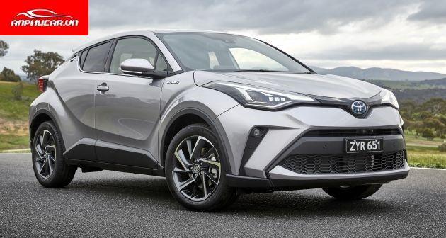 Toyota CHR Tong Quan