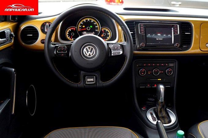 Volkswagen Beetle Noi That