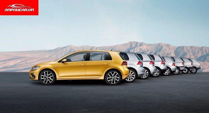 Volkswagen Golf Gia Xe