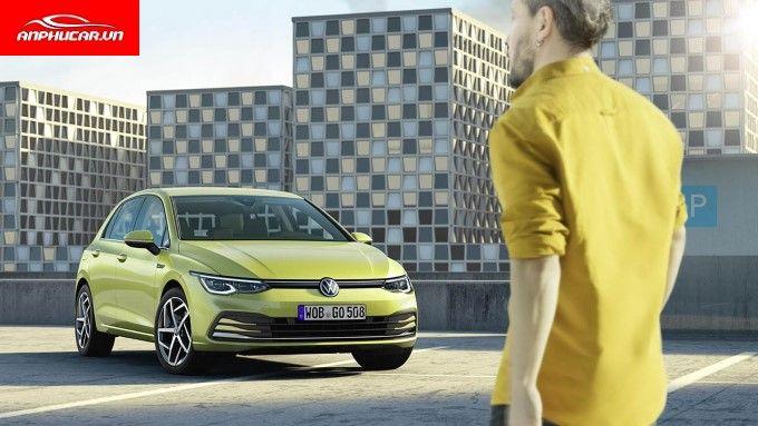 Volkswagen Golf Mau Vang
