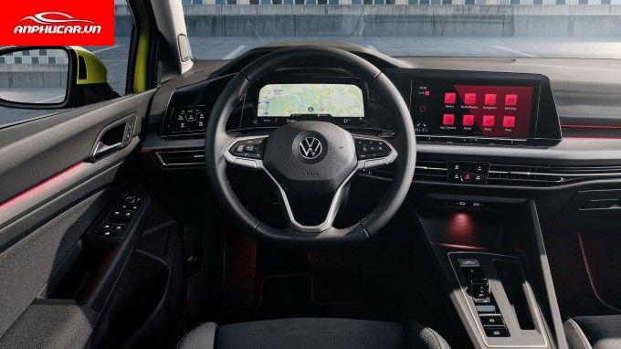 Volkswagen Golf Noi That