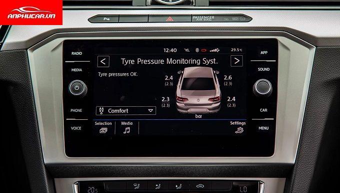 Volkswagen Passat Cong Nghe