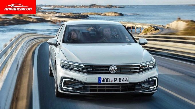Volkswagen Passat Dau Xe