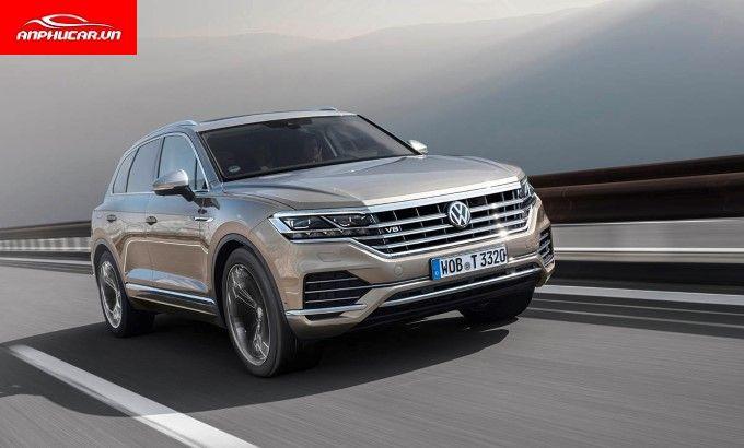 Volkswagen Touareg An Toan