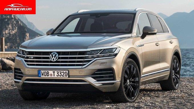 Volkswagen Touareg Dau Xe