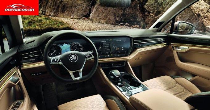 Volkswagen Touareg Ghe Da