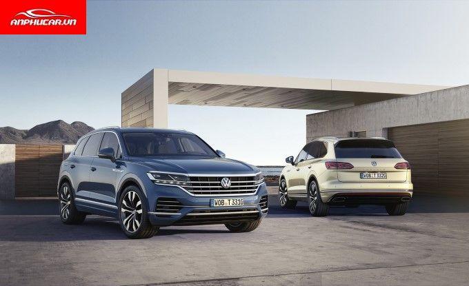 Volkswagen Touareg Gia Xe