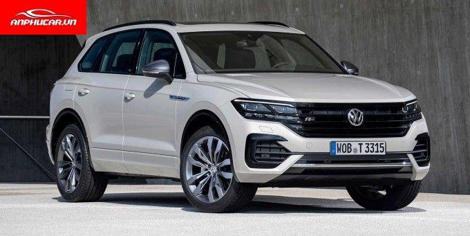 Volkswagen Touareg Tong Quan