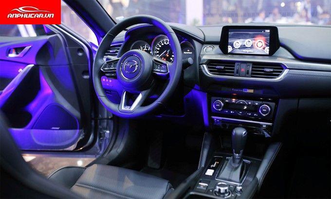 Cruise Control Xe Mazda