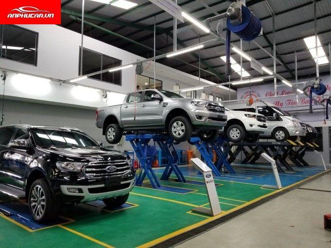 Ford Nha Trang Bao Duong