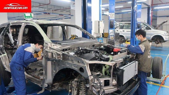 Ford Nha Trang Bao Hanh