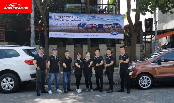 Ford Nha Trang Su Kien