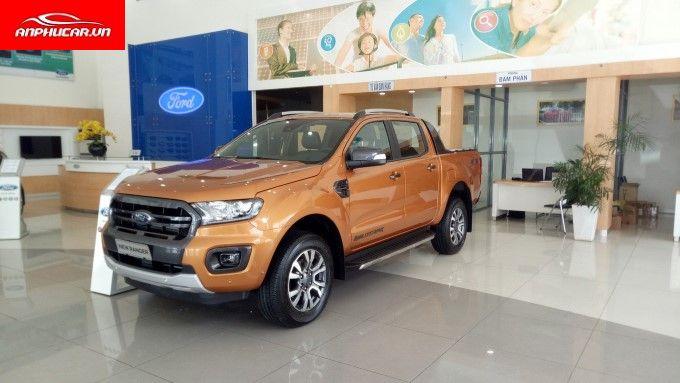 Ford Nha Trang Trung Bay