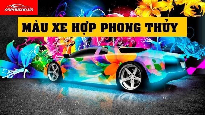 Menh Thuy Hop Mau Xe Gi Tong Quan
